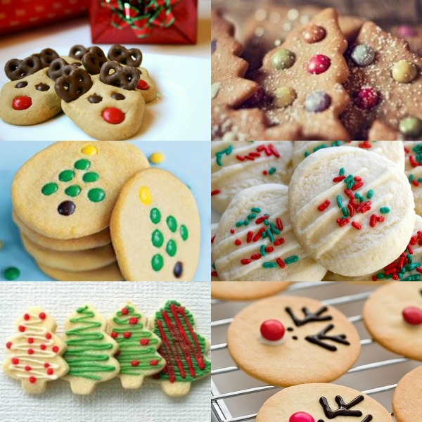 Monday Munchie Christmas Themed Cookies Aussie Bubs